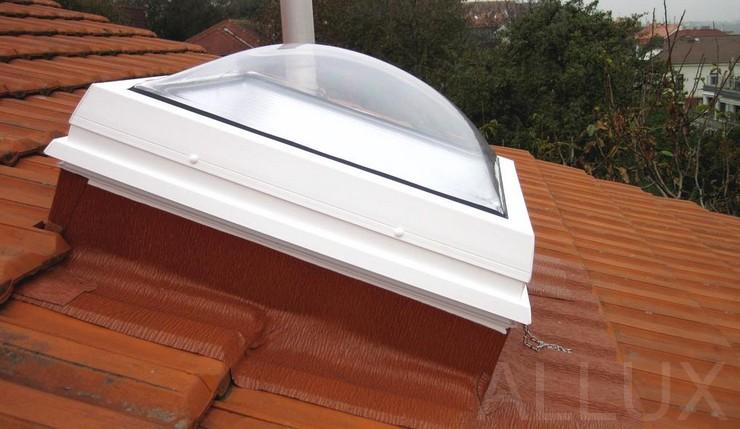 Svetlik na sikmu strechu cena