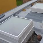 světlík ALLUX Thermo s izolačním sklem INTERM TF, penzion pro seniory - Nechanice